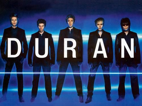 Duran Duran here we come!