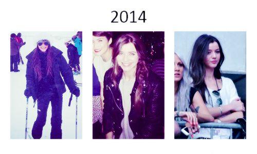 Eleanor In 2014 xx