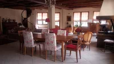 Salle à manger Chambres d'hôtes à vendre aux portes de Versailles