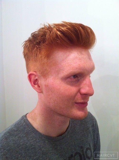 Redhead hair london