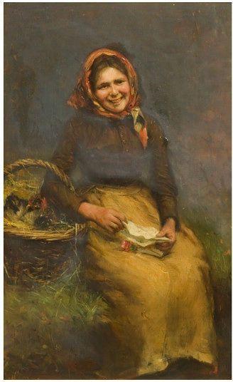 1882 Barney's Letter   Swan, John Macallan   V&A