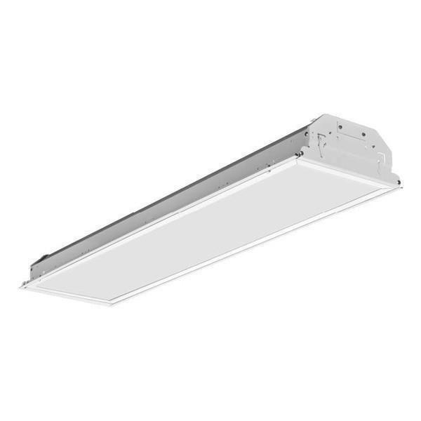 Texas Fluorescents - 1X4 - 2-Light T8 LED Troffer - 36 Watt - 5000K - 4,200 Lumens