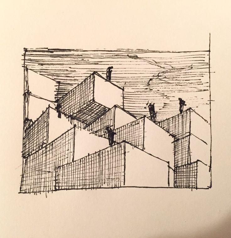 Parallelepiped Landscape