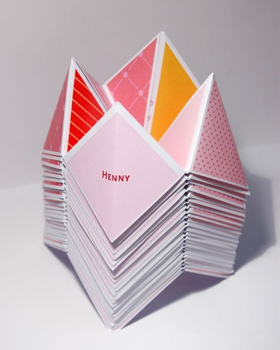 Flip Flap dine bordkort