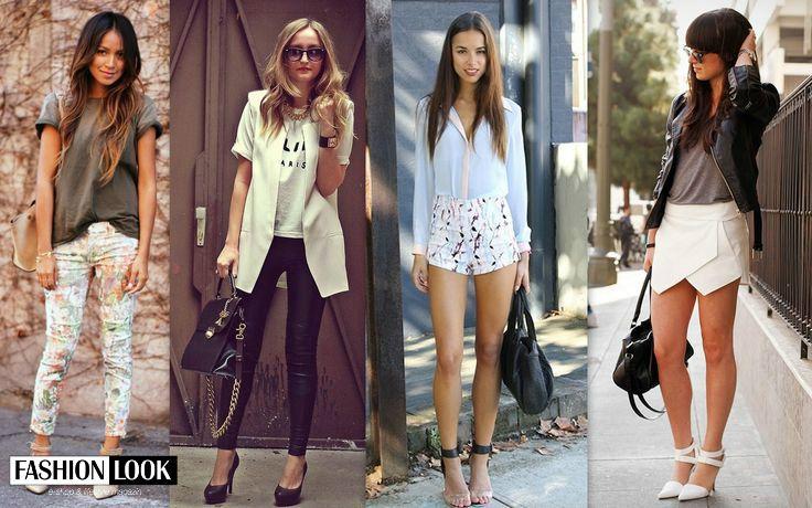 Ktorý outfit je podľa vás HOT a ktorý naopak NOT? :) #inspiration  #HOTorNOT #outfitspost #outfitideas #outfitoftheday #outfitinspiration #outfit
