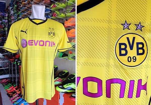 Jersey Borusia Dortmund Grade Ori Rp 90.000