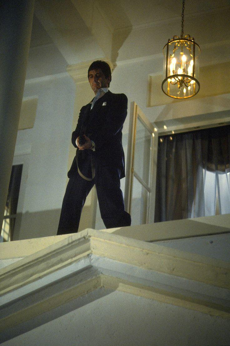 Al Pacino in Scarface, 1983 | Movies, Music........ | Al ...