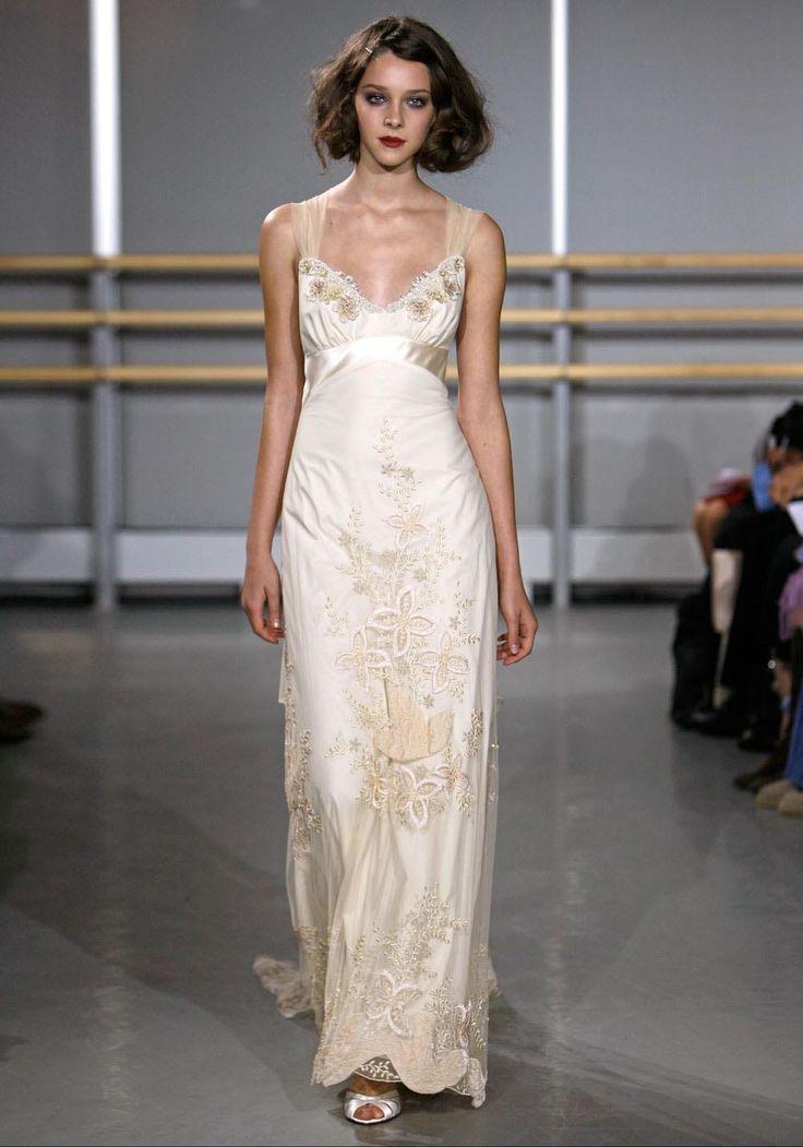 Champagne Trend Dress by Claire Pettibone