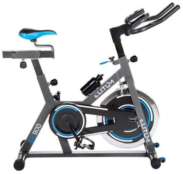 Rower spiningowy SX900 Elitum | Dla aktywnych - Blog - Rozerwij się!