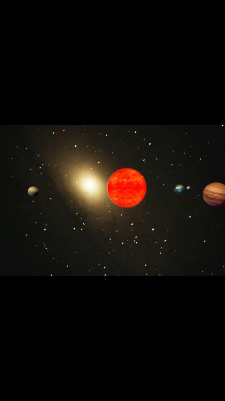 Planet Nibiru soon...