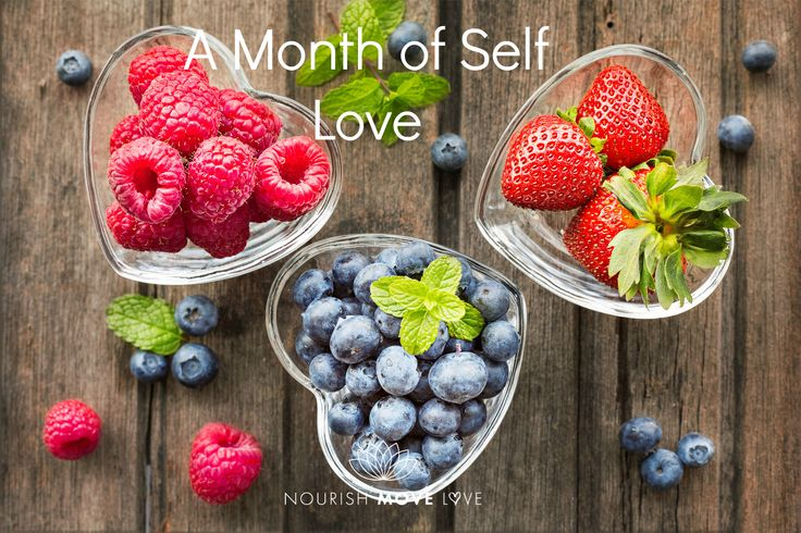 It is time to start giving yourself some love! Self love is the first step to healing your relationship with food and those around you. I will be sharing my self-love rituals during June. Let's start off by asking - What do you love about yourself?