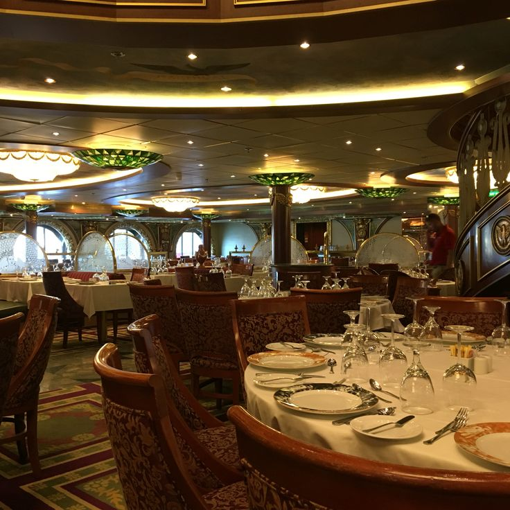 Empire Restaurant -1338 seating capacity
