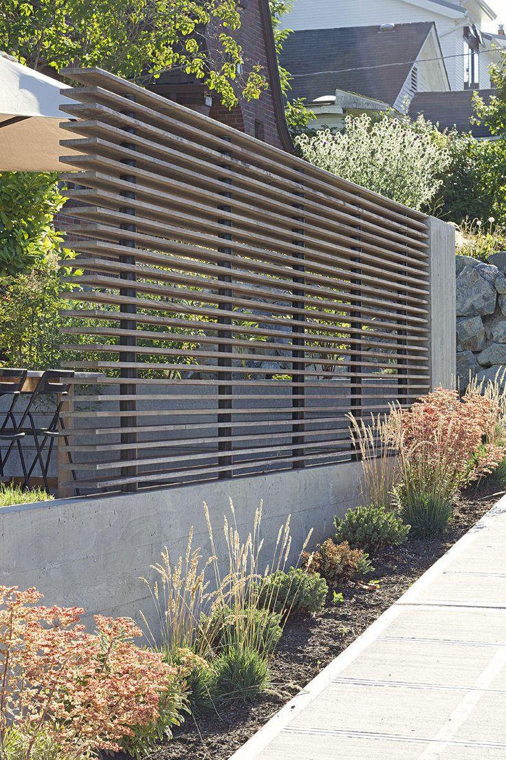 1030 besten garten terrasse ideen garden bilder auf for Gartengestaltung zum nachbarn