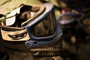 Paintball Protective Gear – Because They Will Catch You Eventually.