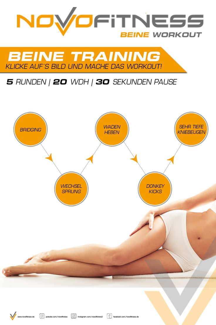 Legs workout – Workouts