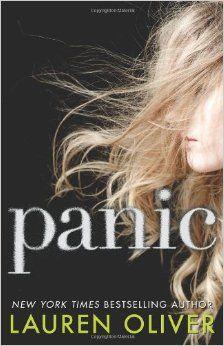 Panic: Lauren Oliver