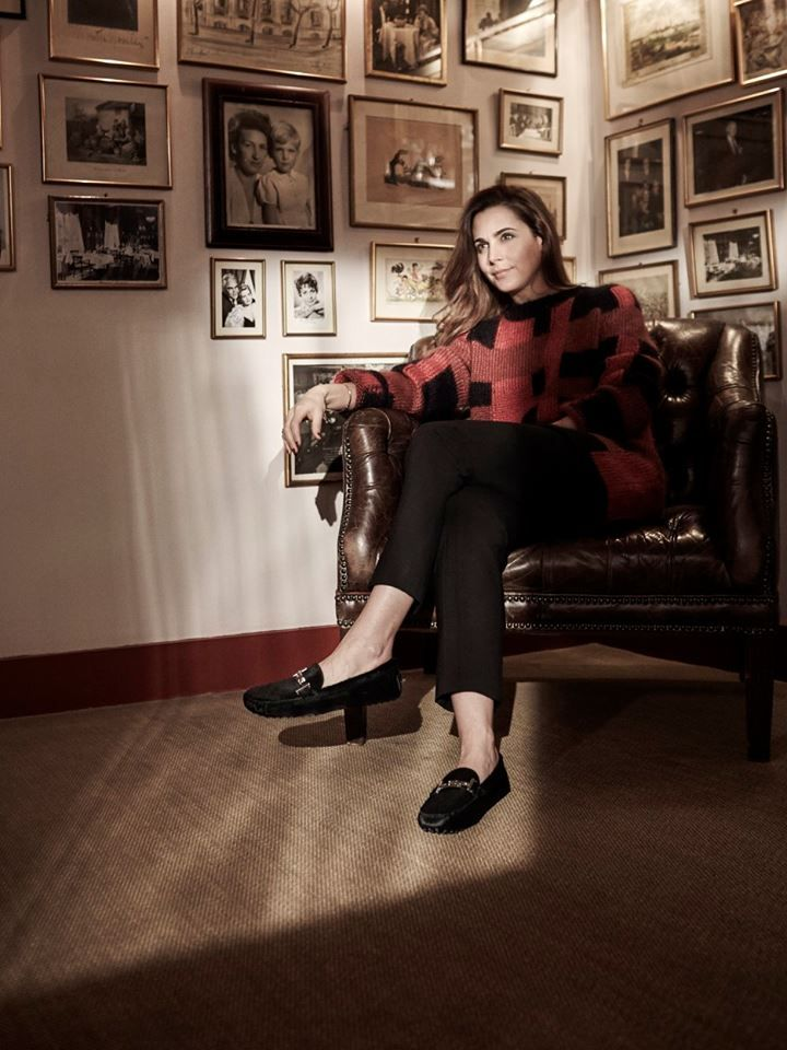 Welcoming the Fall season with Elisabeth Horcher: elegance and tradition with a contemporary twist, both in fashion and food. Discover Tod's Portraits at bit.ly/TodsElisabethHorcher #Tods #Portraits #ElisabethHorcher