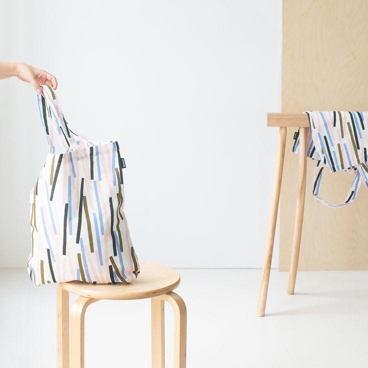 Kauniste KONFETTI bag by HANNA KONOLA arrived to NÄMÄ web store! http://nama.fi/shop/kauniste-konfetti-bag-by-hanna-konola/ photo credit http://nama.fi
