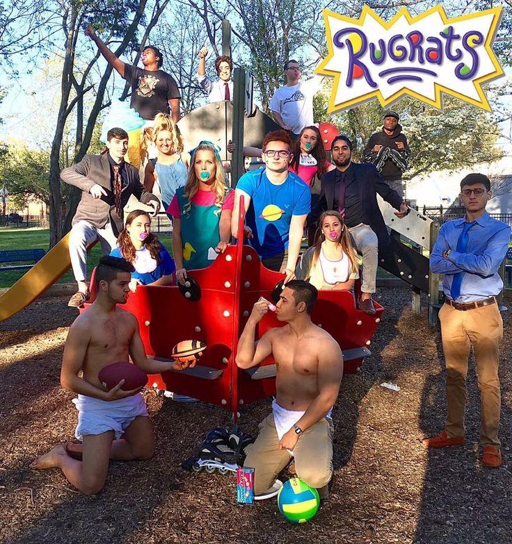 Rugrats Costumes