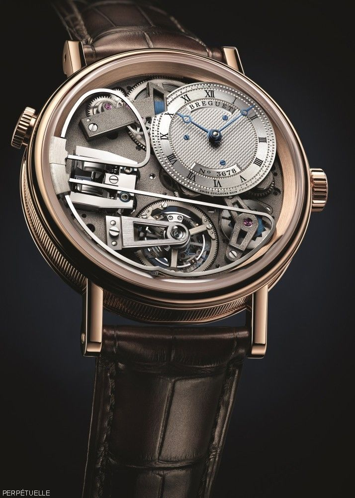 Breguet Tradition 7087 - Perpetuelle