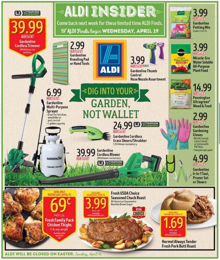 Aldi In Store Ad Starting April 19, 2017 - http://www.olcatalog.com/grocery/aldi/aldi-in-store-ad.html