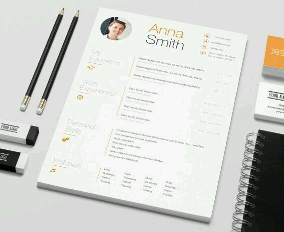 130 best CV images on Pinterest Resume ideas, Cv design and - personal trainer resume template