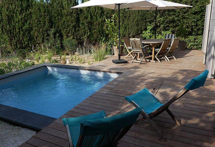 Les 25 meilleures id es concernant micro piscine sur for Micro piscine