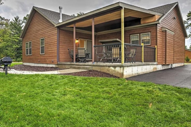 Wisconsin dells rental houses a collection of ideas to for Cabins in wisconsin dells for rent