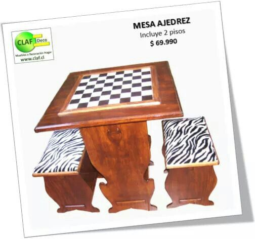 Fanático del ajedrez? www.claf.cl