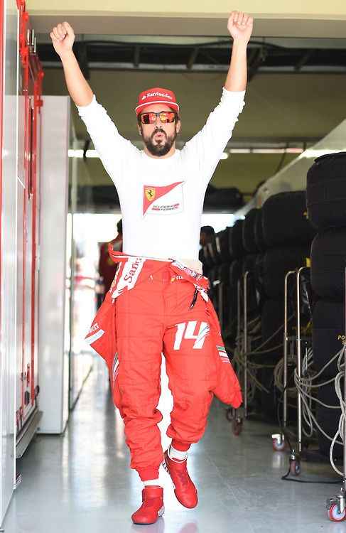 Fernando Alonso, appears to be in no hurry to make his decision about 2015