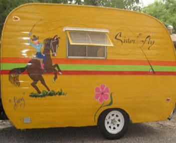 Vintage Travel Trailers for Sale | Sisters on the Fly