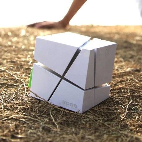 Cube Portable Bluetooth Speaker