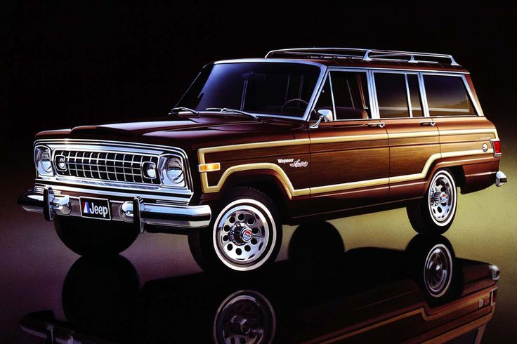 JEEP GRAND WAGONEER | New Hd Template İmages