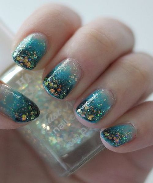 Prom Nail Ideas For Sea: Best 25+ Sea Nails Ideas On Pinterest