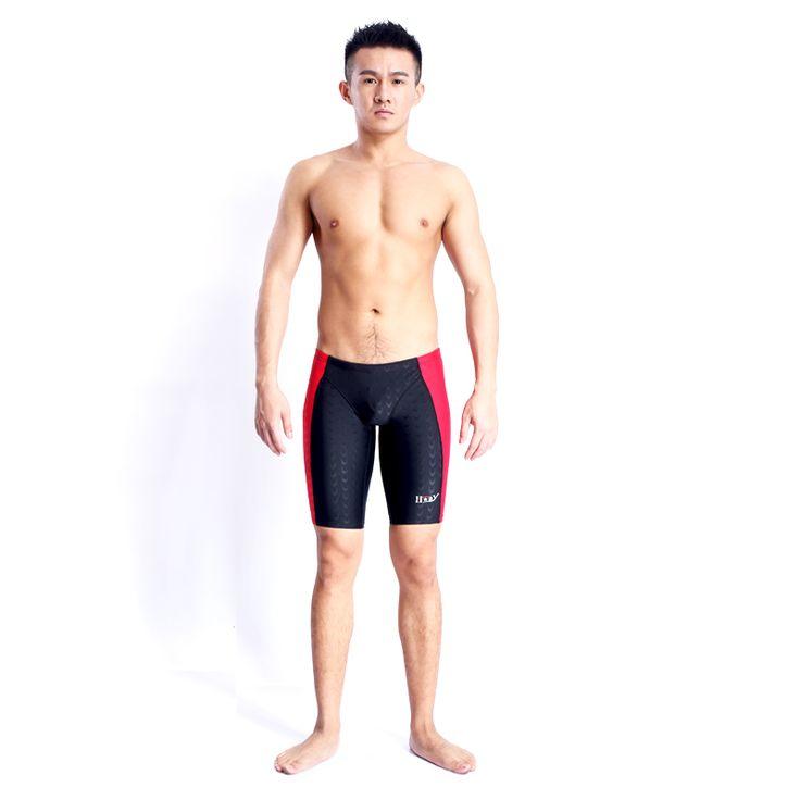 Swimwear Men Swimsuit Boys Swim Suit Racing Maillot De Bain Homme Shark Skin Competitive Swimsuits Mens Swimming Trunks Sunga