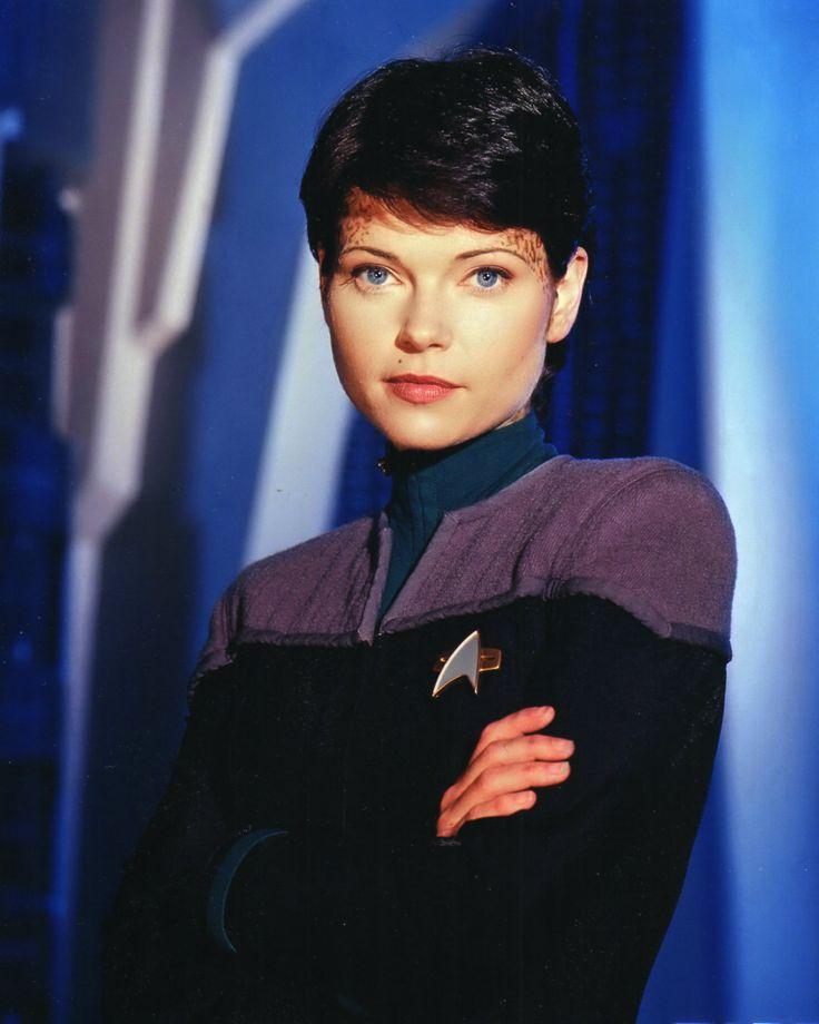 Nicole de Boer in a Star Trek:Deep Space 9 Promo