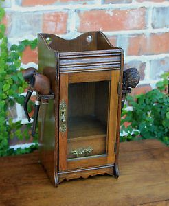 antiqued kitchen cabinets antique small oak pipe cigar tobacco smoke cabinet 1303
