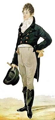 Los pantalones de la edad contemporánea surgen a partir de la Revolución Francesa (los sans culottes los implantaron como signo de abolición del antiguo régimen) pero no se hicieron populares sino a partir de 1815 aproximadamente, aunque las calzas aguantaron hasta muy entrada la mitad de la década 1820, en las clases altas.