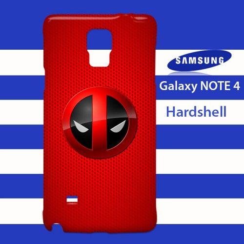 Deadpool Wade Samsung Galaxy Note 4