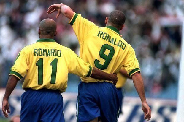 Romario & Ronaldo