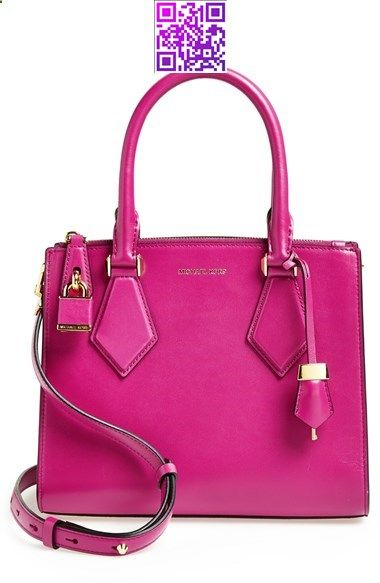 Michael Kors 'Small Casey' Leather Satchel available at #Nordstrom