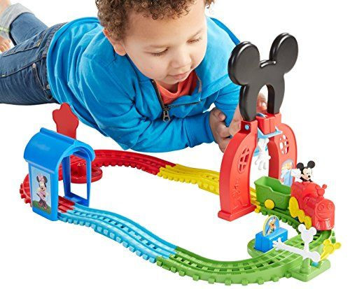 FisherPrice Disney Mickey Mouse Clubhouse Mouska Train Express Playset ** ON SALE Check it Out