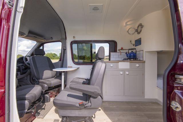 Mercedes Sprinter Rv >> Cool Volkswagen Crafter / Mercedes Sprinter Camper Van ...