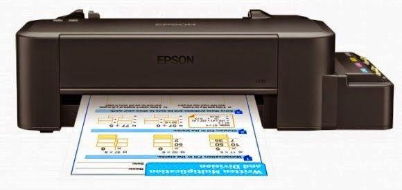 Epson Adjustment Program L120 L220 and L800 L1300 Epson