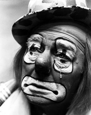 tears of a clown - Google Search