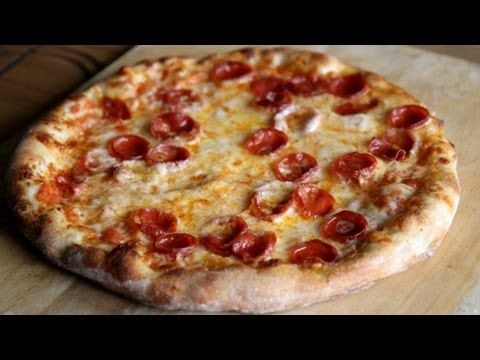 How To Make Pizza - Classic Hand-Tossed Pizza Recipe Video