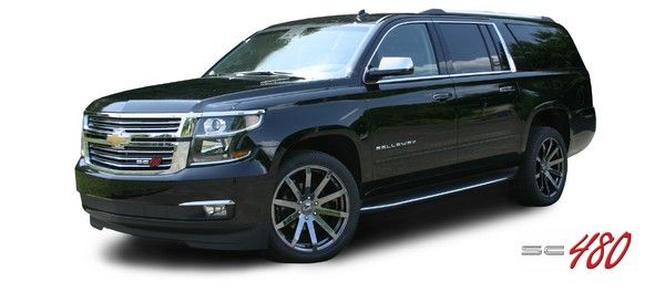 Callaway Supercharged Chevrolet Suburban The Most Powerful Suv You Can Buy From Gm Is Powered By Callaway S Patente Chevrolet Suburban Callaway Cars Cars Usa
