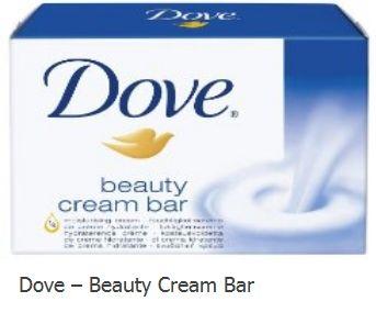 FREE Dove Beauty Cream Bar to Test