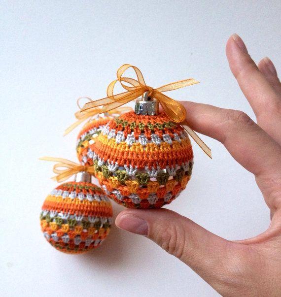 M s de 25 ideas incre bles sobre adornos de ganchillo en - Como se hacen adornos navidenos ...
