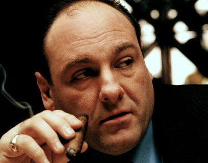 Tony Soprano.